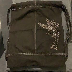 Disney Tinkerbell drawstring bag